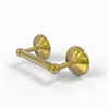 Allied Brass PMC-24-PB Prestige Monte Carlo Collection 2 Post Toilet Tissue Holder, Polished Brass