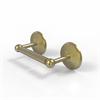 Allied Brass PMC-24-SBR Prestige Monte Carlo Collection 2 Post Toilet Tissue Holder, Satin Brass