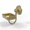 Allied Brass PMC-32-SBR Prestige Monte Carlo Wall Mounted Soap Dish, Satin Brass