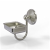 Allied Brass PMC-32-SN Prestige Monte Carlo Wall Mounted Soap Dish, Satin Nickel
