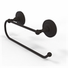 Allied Brass PQN-25EW-ORB Prestige Que New Wall Mounted Paper Towel Holder, Oil Rubbed Bronze