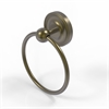 Allied Brass PR-16-ABR Prestige Regal Collection Towel Ring, Antique Brass