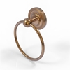 Allied Brass PR-16-BBR Prestige Regal Collection Towel Ring, Brushed Bronze