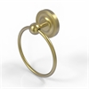 Allied Brass PR-16-SBR Prestige Regal Collection Towel Ring, Satin Brass