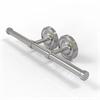 Allied Brass PR-24-2-SN Prestige Regal Collection Double Roll Toilet Tissue Holder, Satin Nickel
