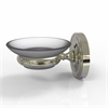 Allied Brass PR-62-PNI Prestige Regal Collection Wall Mounted Soap Dish, Polished Nickel