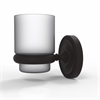 Allied Brass PR-66-ORB Prestige Regal Collection Wall Mounted Tumbler Holder, Oil Rubbed Bronze