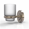 Allied Brass PR-66-PEW Prestige Regal Collection Wall Mounted Tumbler Holder, Antique Pewter