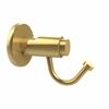 Allied Brass TR-20-UNL Tribecca Collection Robe Hook, Unlacquered Brass