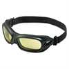 V80 WILDCAT Safety Goggles, Amber Anti-Fog Lens