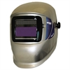 JACKSON SAFETY ELEMENT Solar-powered Variable ADF Welding Helmet, Silver