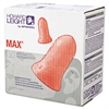 Howard Leight by Honeywell Max Single-Use Earplugs, Uncorded, Red/White/Blue