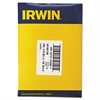 "IRWIN Black and Gold HSS Fractional Drill Bit, 3/16"", 135 Degrees"