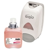 GOJO FMX-12 Dispenser Kit, with Soap Refill, 1250mL, Gray