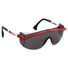 Uvex Astrospec 3000 Safety Spectacles, Patriot Red-White-Blue