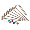 Expert Emerald Adjustable Croquet Set