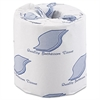 Bath Tissue, Wrapped, 2-Ply, White, 500 Sheets/Roll, 96 Rolls/Carton