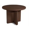 "Mayline 42"" Round Conference Table"