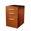 Mayline Suspended Credenza PBF Ped