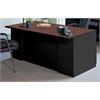 """72""""x36"""" Desk with B/B/F & F/F Pedestals"""