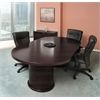 Mayline Conference Tables (8' Racetrack Conference Table)