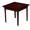 Mayline End Table Veneer