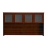 "Mayline HUTCHES (70""W Hutch with Glass Doors)"