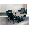 "72""x36"" Rectangular Conference Table w/Premier Leg & Grommets"