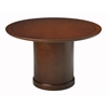 "CONFERENCE ROOM TABLES (48"" round)"