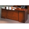 FREESTANDING DESKS (Double Pedestal Desk, Bow Front, PBF/PBF)