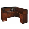 Reception Stations/Occasional Tables (Reception Desk with Marble Counter)