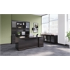 "U-SHAPED CONFIGURATIONS (Executive ""U,"" Bowfront, Left Bridge, PBF-Desk, FF-Credenza)"