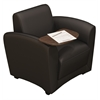 Mayline Mobile Lounge Chair with Tablet