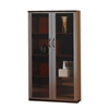 "68"" Wall Cabinet (with Glass Doors)"