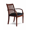 Mayline Wood Guest Seating - 2/Ctn