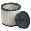 Cartridge Filter, For Full Size Wet/Dry Vacuums