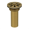 Whitehaus Collection 10.415-B Drains And Traps Faucets Polished Brass