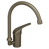 Whitehaus Collection 3-2851-BN Flamingo III Faucets Brushed Nickel
