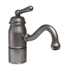 Whitehaus Collection 3-3163-L-SC Beluga Faucets Satin Chrome
