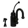 Whitehaus Collection 3-3178-ORB Baby Horizon Faucets Oil Rubbed Bronze