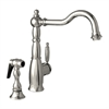Whitehaus Collection 3-3185-C Essexhaus Faucets Polished Chrome