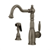 Whitehaus Collection 3-3185-BN Essexhaus Faucets Brushed Nickel