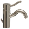 Whitehaus Collection 3-4440-C Venus Faucets Polished Chrome