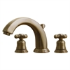 Whitehaus Collection 514.161WS-AB Blairhaus Faucets Antique Brass