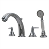 Whitehaus Collection 514.413TF-C Blairhaus Faucets Polished Chrome