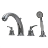 Whitehaus Collection 514.433TF-C Blairhaus Faucets Polished Chrome