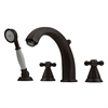 Whitehaus Collection 514.443TF-ORB Blairhaus Faucets Oil Rubbed Bronze