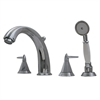 Whitehaus Collection 514.453TF-C Blairhaus Faucets Polished Chrome