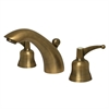 Whitehaus Collection 614.131WS-AB Blairhaus Faucets Antique Brass