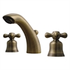 Whitehaus Collection 614.161WS-AB Blairhaus Faucets Antique Brass